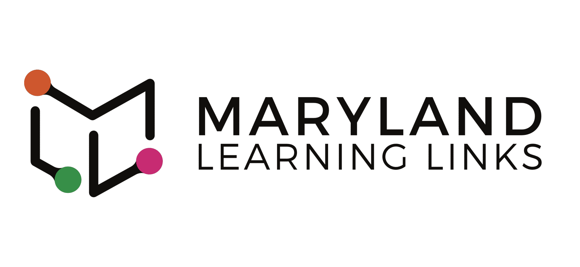Maryland Learning Links logo