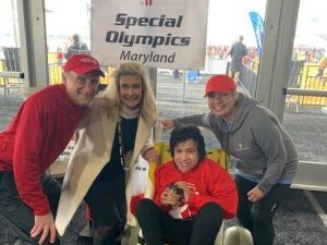 Maryland Schools Participate in the 2020 Cool Schools Polar Bear Plunge to Raise Money for the Special Olympics