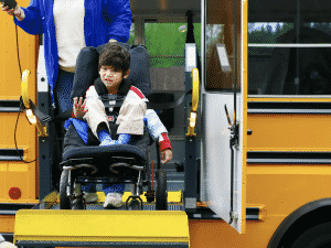 Webinar: Transportation's Role in Planning for Students with Special Needs