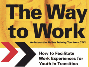 The Way to Work: Professional Development Tool